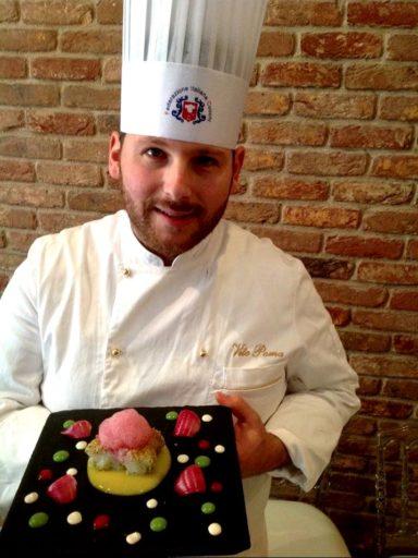 Chef Vito Poma - Ristorante Rais San Vito Lo Capo